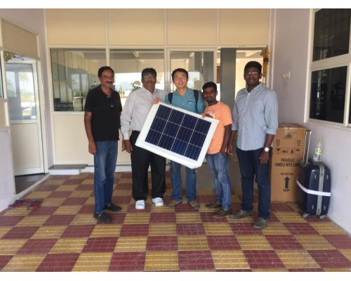 45MW [15MW/8H] solar panel manufacturing machines in India Hyderabad