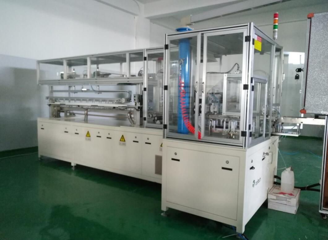full automatic solar panel production line